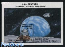 Apollo 11 crew s/s