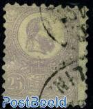 25K Violet, used