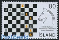 Chess master F. Olafsson 1v