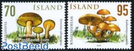Mushrooms 2v