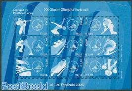 Olympic Winter Games 9v m/s