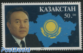 President Nasarbajew 1v