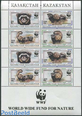 WWF, Animals m/s