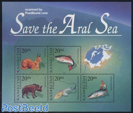 Save the Aral sea s/s