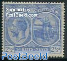 2.5p, Stamp out of set