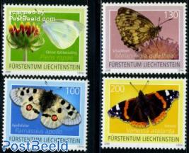 Butterflies 4v s-a