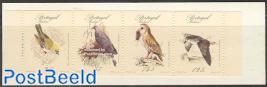 Birds 4v in booklet