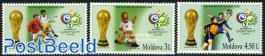 World Cup Football Germany 3v