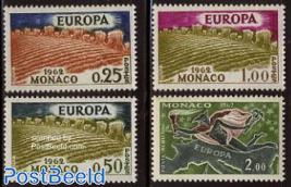 Europa cept 4v