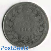 25 Cents 1894