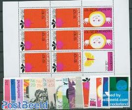 Yearset 1971 (17v+1s/s)