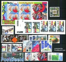 Yearset 1991 (24v+1s/s+1bklt)