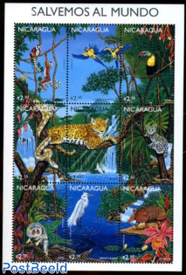 Animals 9v m/s, Lemures