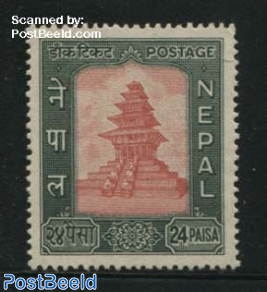 24p, Stamp out of set