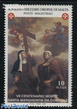 Santa Margherita da Cortona 1v