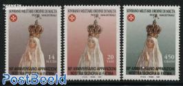 Lady of Fatima 3v