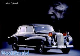 Konrad Adenauer, Mercedes 300