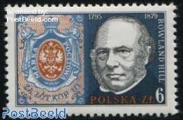 Sir Rowland Hill 1v