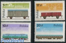 Pafawag railway industries 4v