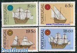 Lubrapex, ships 4v