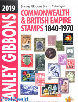 Stanley Gibbons Commonwealth & British Empire (1840-1970)