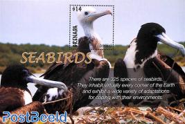 Sea birds s/s