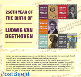 Ludwig von Beethoven 5v m/s