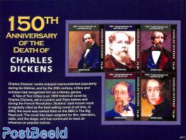 Charles Dickens 5v m/s