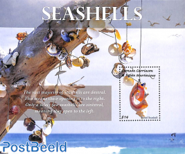 Seashells s/s