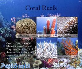 Coral reefs 5v m/s