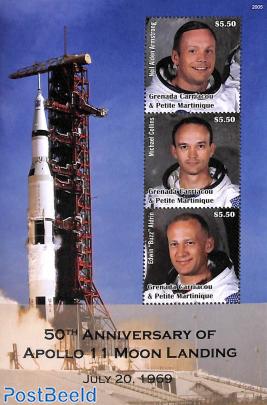 Apollo 11 3v m/s