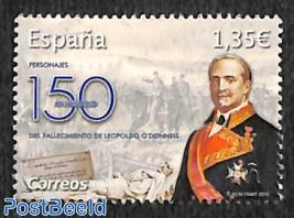 Leopold O'Donnell 1v