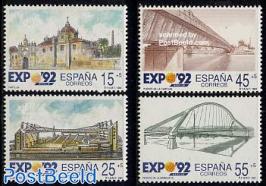 Expo 92 Sevilla 4v
