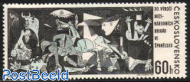 Picasso Painting 1v