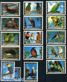 Birds 16v