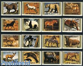 Animals 16v