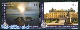 World heritage scandinavia 2v