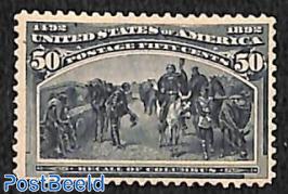 Columbus 50c