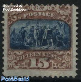 15c, Type II, used