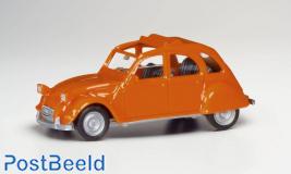 Citroën 2CV orange
