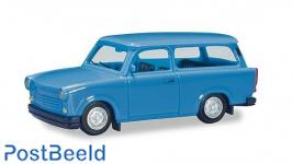 Trabant 1.1 Universal, Blue