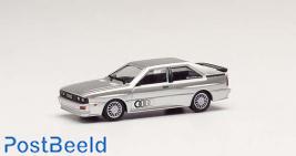 Audi Ur-Quattro - silver metallic