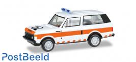"Range Rover ""Politie Netherlands"" (NL)"