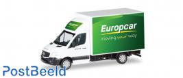 "Mercedes-Benz Sprinter with box ""Europcar"""