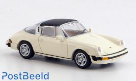 Porsche 911G Targa - White