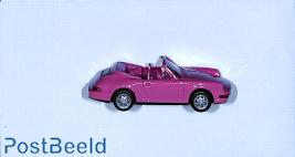 Porsche Carrera 4 Cabrio, pink
