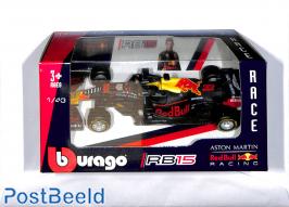 RED BULL RACING ASTON MARTIN HONDA RB15 #33 MAX VERSTAPPEN 2019