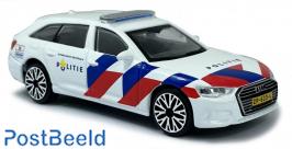 Audi A6 2019 - 'Politie'