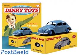 Volkswagen Beetle, Dinky Toys Replica