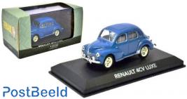 Renault 4CV Luxe, blue